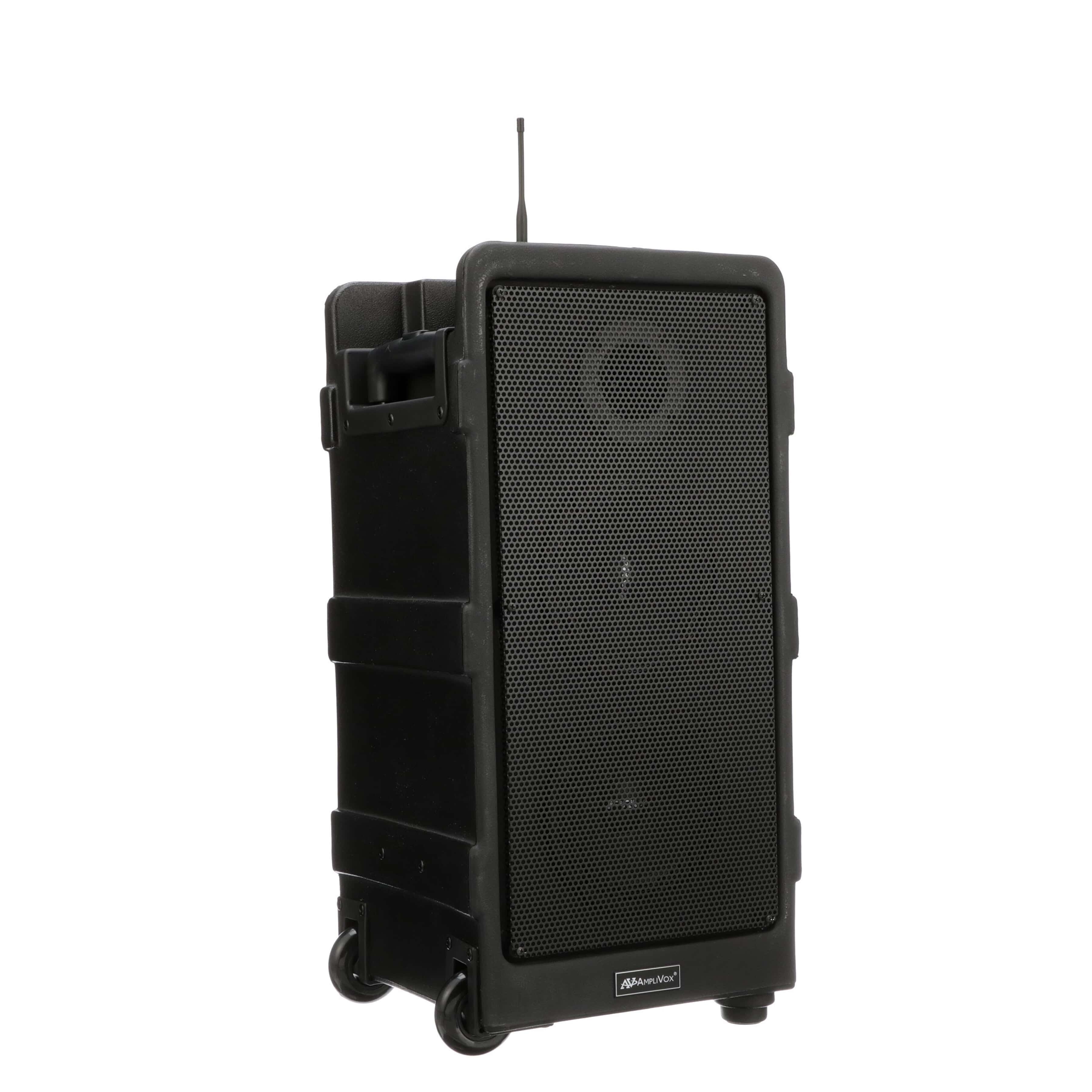 Sw925 Digital Audio Travel Partner Plus Wireless Portable Pa System Cable Neutrik Xlr 1 4quot Combo Jacks And Phantom Power Sound Design Swipe To Spin